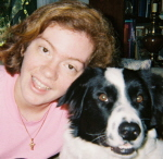 DogWhisperWoman Rena Murray with Dog Rehabilitation Success Gatsby